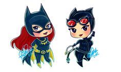 Gallery For > Chibi Catwoman