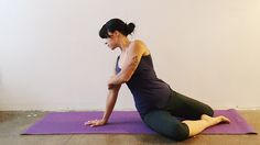 Problem area #1: Rounded spine in seated twists