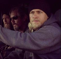 Jax, Chibs and Opie