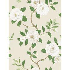 Sanderson Christabel Wallpaper at John Lewis