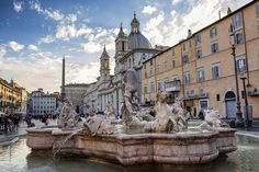 Piazza Navona - Cosa vedere a Roma in tre giorni