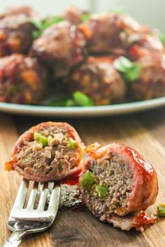 Cheesy Jalapeno Bacon Meatballs recipe has glorious bacon, jalapeño and cheddar cheese. A football fan pleasing appetizer. Traeger Recipes, Bacon Recipes, Grilling Recipes, Cooking Recipes, Venison Recipes, Cake Recipes, Chicken Recipes, Bbq Appetizers, Appetizer Recipes
