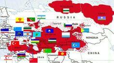 Nation of Türkistan ( Turkic Languages, Semitic Languages, Think Tank, Golden Horde, Dna Genealogy, Blue Green Eyes, Turkish People, Indian Language, The Turk