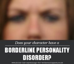 Hookup someone with borderline personality disorder