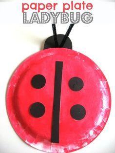 ladybug craft for kids