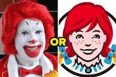 Somebody's got to be Ronald McDonald.View Entire Post ›