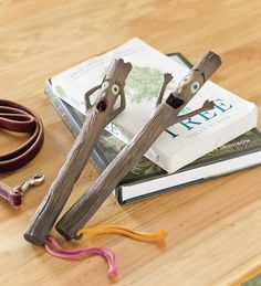 I discovered this Recycled Plastic Dog Fetch Sticks - Plow & Hearth on Keep. View it now.