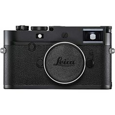 Leica Monochrom Black & White Full Frame Digital Camera — New! Rangefinder Camera, Leica Camera, Slr Camera, Nikon Dslr, Remote Camera, Camera Gear, Gopro Photography, Landscape Photography, Portrait Photography