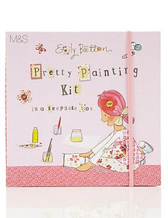 Emily Button Painting Set Paint Set, Buttons, Painting, Products, Painting Art, Paintings, Painted Canvas, Gadget, Drawings