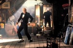 Steve Martin, as if the comedy and the plays aren't enough, he's an amazing dancer and banjo player.