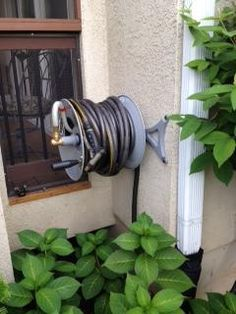 Ironton Garden Hose Reel Cart Holds 5 8in X 300ft Hose Hose Reel Garden Hose And Tubular Steel