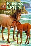 Ponies at the Point by Ben M. Baglio (1999, Paperback)