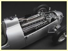 CMC M-034 Modellauto Auto Union Typ C, 1936-37