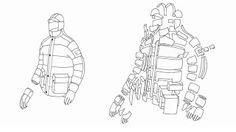 Construct Research: STONE ISLAND / AITOR THROUP - Modular Anatomies