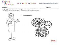 Cuadernillo de trabajo Álbum de los oficios (5)