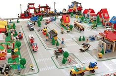 vintage lego town images - Google Search