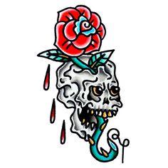 Tattoo Flash, by me MASH PRIMROSE