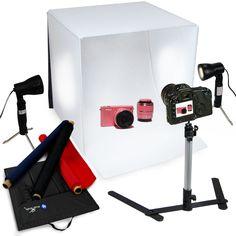 Photo Studio Accessories Camera & Photo Photo Parts Foldable Light Soft Boxes Lightbox Mini Photo Studio Photography Boxes Led Photo Lighting Studioshootingtent Box Kit Elegant And Graceful