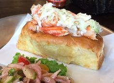 CRAB AND GO The must-try sandwich at Fahlstrom's Fresh Fish via @PureWow