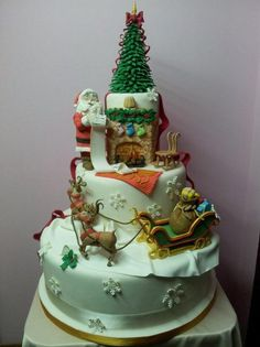 Dolce Natale - Cake by Lucia Busico