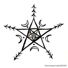a sigil crafted to aid us in our work, to protect and guide us in the years to come.