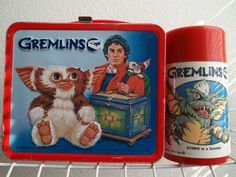 gremlins lunch box - Google Search