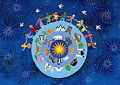 We Are One World--awesome website for lesson plans on team building, tolerance, acceptance, and community building in the schools!