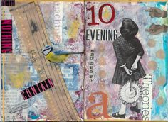 Image result for Artist journal pages