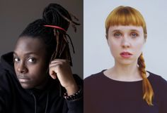 Jlin and Holly Herndon Documentary Film, New Music, Theory, Documentaries, Interview, Hair Styles, Beauty, Beleza, Documentary
