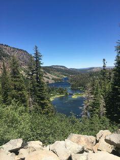Twin lakes ca