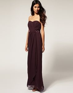 Coast Cleo Maxi Dress in Silk - StyleSays