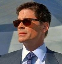 Brothers and Sisters ROBERT MARC 617 #RobLowe #RobertMcCallister #TVshow #Sunglasses #ProductPlacement