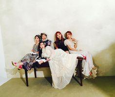 """velvetmoos:  """"161122 Red Velvet - CeCi Korea Instagram Update  """""""