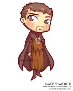 Davos Seaworth // Cersei Lannister // Game of Thrones cosplay group http://www.gameofthronescosplay.com | by Sara Manca http://heiligershadowfax.deviantart.com/