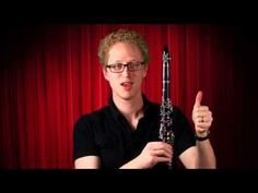 How to Play the Clarinet : How to Begin Playing the Clarinet - YouTube