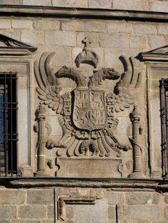 Escudo, Puerta de Bisagra, Toledo