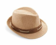 4ceae0f5a9f Straw Fedora by Mud Pie. This stylish paper straw fedora designed by Mud  Pie features leather and rope trim detail to top off baby boy s outfits  with ...