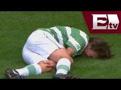 Louis Tomlinson, integrante de One Direction, recibe impresionante golpe (VIDEO) / Función - YouTube