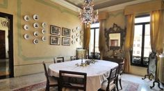 Inside Sophia Loren's Art Nouveau-inspired Venice holiday apartment - Vogue…