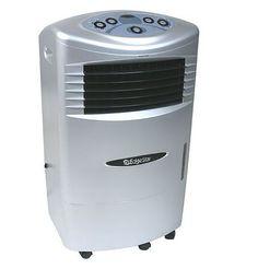 Evaporative Swamp Cooler Portable Air Conditioner Humidifier Fan High Velocity  #Edgestar