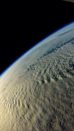 A picture my brothers and I took over the weekend using a GoPro attached to a weather balloon.