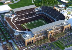 Kyle Field Redevelopment Reflects Passion of Texas (Aggie) Football | The PractitioNERD