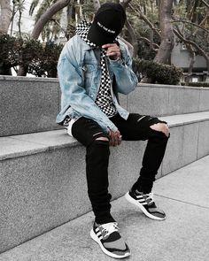 10 Stunning Useful Ideas: Urban Wear Streetwear Clothing urban wear for men beanie. Fashion Kids, Denim Fashion, Urban Fashion, Trendy Fashion, Fashion Outfits, Classy Fashion, Fashion Shoot, Fashion Fashion, Fashion Design