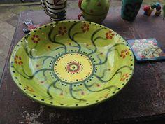 Foto2 - Eigenlob Keramik selbst bemalen in Düsseldorf Serving Bowls, Decorative Bowls, Tableware, Home Decor, Ceramic Jars, Ceramic Painting, Corning Glass, Crafting, Dinnerware