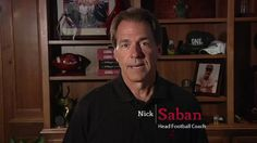 Chamber of Commerce of West Alabama - Nick Saban PSA  Invest Locally!