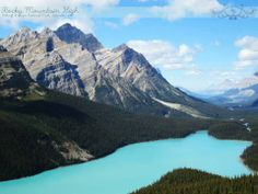 Peyto Lake  Speechless...