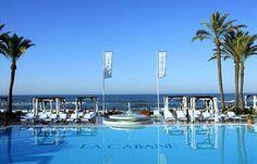 La Cabane Beach Club South Of Spain, Mediterranean Sea, Andalucia, Malaga, Marina Bay Sands, Golf Courses, Villa, Club, Amazing