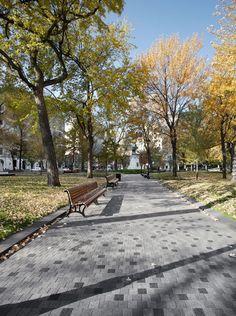 Square Dorchester place du Canada