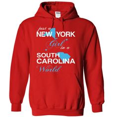(NYJustXanh001) Just A New York Girl In A South_Carolina World