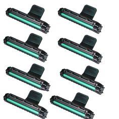 N 10PK Compatible MLT-D108S Toner Cartridge For Samsung ML-1640 ML-2240
